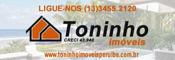 Toninho Imóveis Peruibe - toninhoimoveisperuibe.com.br